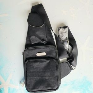 Baggallini Travel crossbody sling Bag